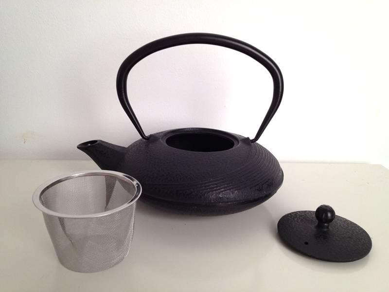 """Gusseisene Teekanne """" Jing """" für 600 ml-4"""
