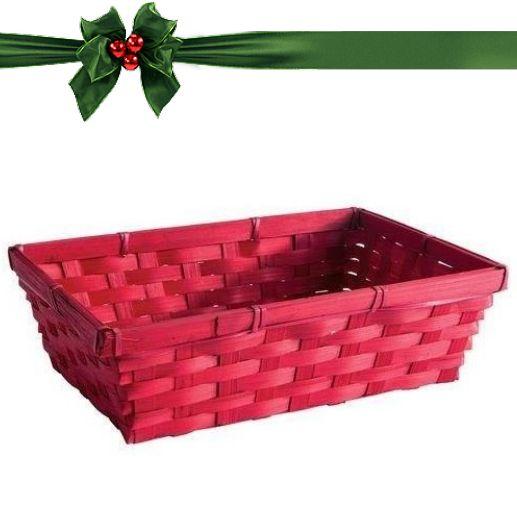Geschenkverpackung : Körbchen und Karte-2