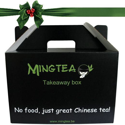 Emballage cadeau: Mingtea Takeaway box!-2