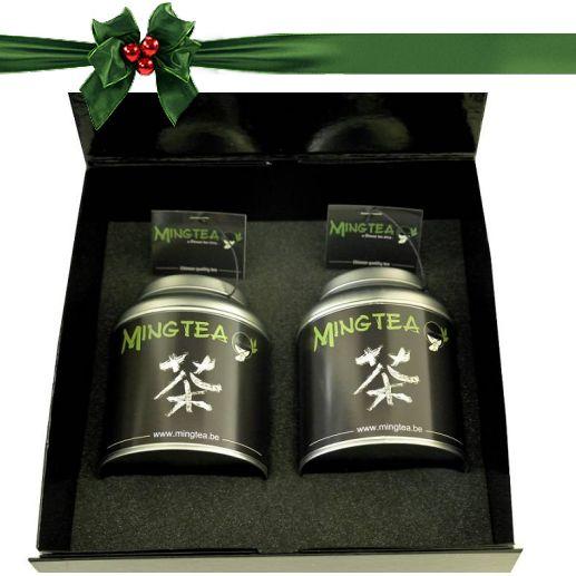 Mingtea Selection: Exclusieve Witte thee in Luxe Verpakking-2