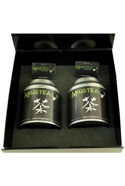 Mingtea Auswahl : Exklusiver schwarzer Tee in luxuriöser Verpackung