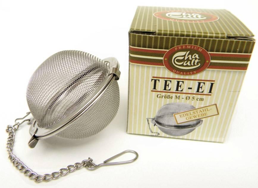 Theezeefje - Thee ei 5 cm-1