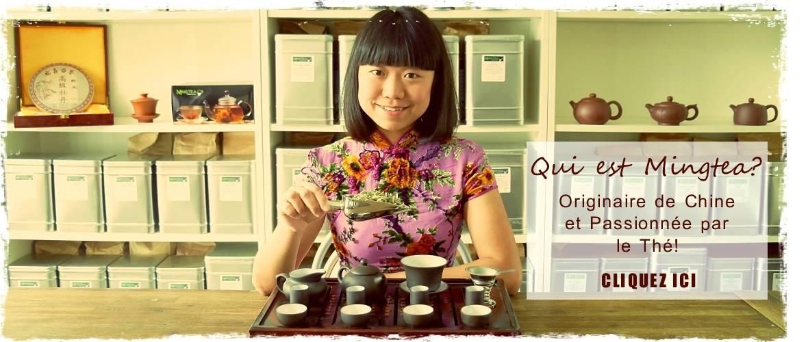 Thé chinois de qualité