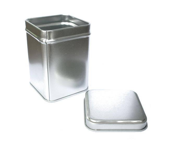 Metalen Theedoosje 50g-2