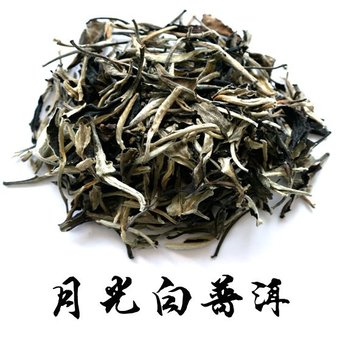Thé Pu Erh Moonlight white