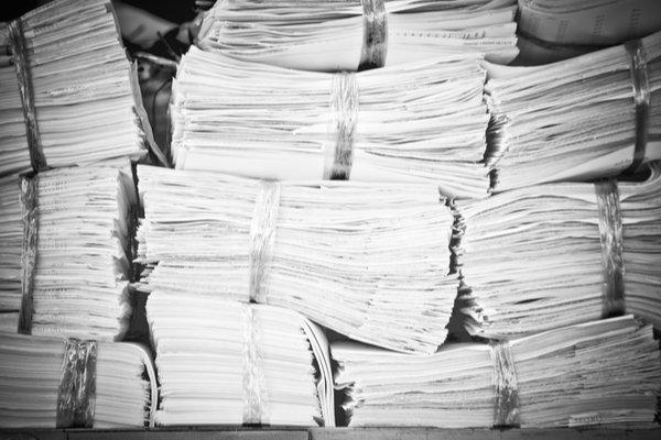 Neem afscheid van het papieren tijdperk
