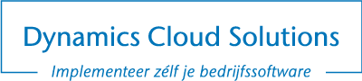 Dynamics Cloud Solutions B.V.