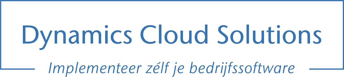 Dynamics Cloud Solutions B.V.