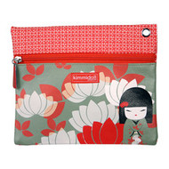 Flat Purse, medium - Akiko