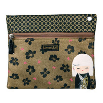 Flat Purse, medium - Michiru