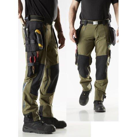 Mascot® Advanced 17031 Strech werkbroek met kniezakken met Dyneema® en afneembare spijkerzakken