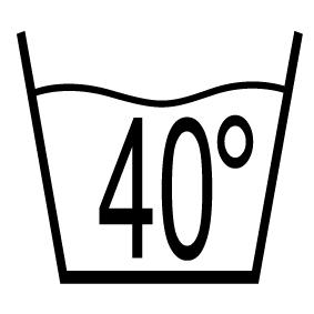 tot 40 graden wassen