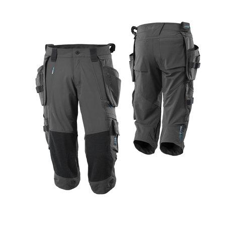 Mascot® Advanced 17049  Driekwart strech broek met kniezakken en Dyneema® afneembare spijkerzakken