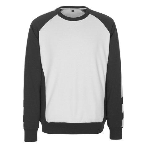 Mascot® Unique 50570 Witten Sweatshirt tweekleurig