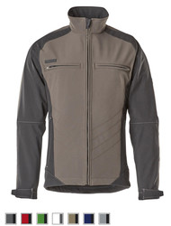Mascot® Unique 12002 Dresden Softshell jack Tweekleurig