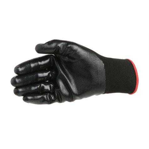 Safety Jogger® Superpro (120 Paar )  Naadloze Polyester handschoen met Nitrile coating maten ( 7-S ) en ( 10-XL )