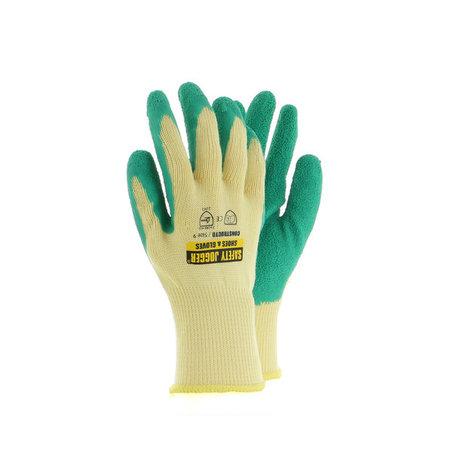 Safety Jogger® Constructor 120 Paar Katoen/Polyester met Latex grip coating (7- S  ) t/m (11- XXL )