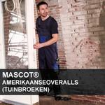 Amerikaanse overalls ( tuinbroek )