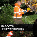 Hi-vis Winterjassen