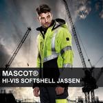 Hi-vis Softshell Jassen