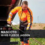 Hi-vis Fleece Jassen
