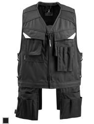 Mascot® Hardwear 15089 Baza Gereedschapsvest Zwart