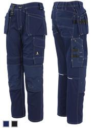 Mascot® Hardwear 06131 Atlanta Werkbroek knie- en spijkerzakken 100% katoen