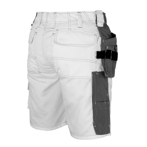 Mascot® Hardwear 09349 Zafra Korte Werkbroek met spijkerzakken