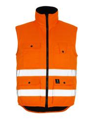 Mascot® Solden Signalisatie Winter Bodywarmer oranje