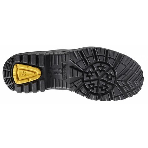 Mascot® Oro Safetyschoen Laag S3 zwart