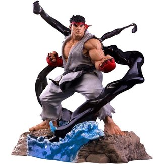 Pop Culture Shock Street Fighter V Statue 1/6 Ryu V-Trigger 32 cm