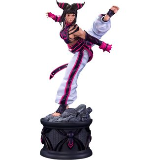 Pop Culture Shock Street Fighter IV Statue 1/4 Juri 59 cm