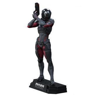 McFarlane Mass Effect Andromeda Color Tops Action Figure Sara Ryder