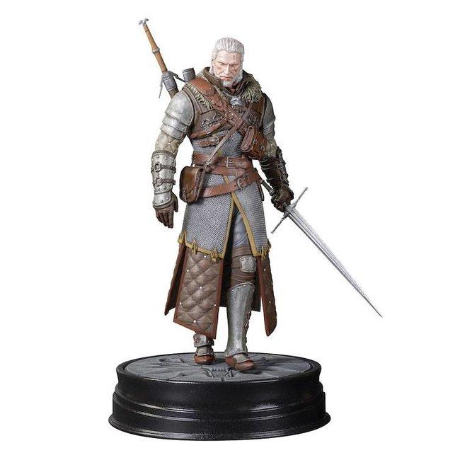 Dark Horse Comics Witcher 3 Wild Hunt PVC Statue Geralt Grand Ursine 24 cm