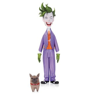 DC Collectibles Lil Gotham: Joker Mini Action Figure