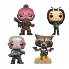 Marvel POP! - Guardians of the Galaxy 2 (4-Pack) 1