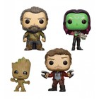 Marvel POP! - Guardians of the Galaxy 2 (4- Pack) 2