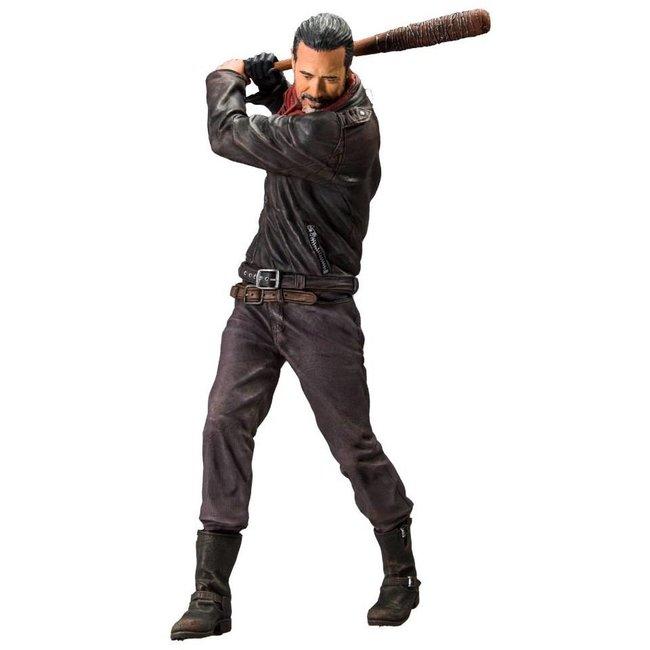 The Walking Dead TV Version Deluxe Action-Figur 25 cm Negan