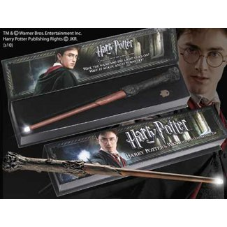 Noble Collection Harry Potter's Illuminating Wand