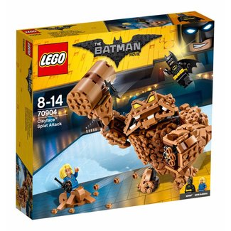 LEGO LEGO Batman Movie Clayface Verplettervuisten