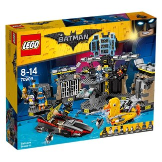 LEGO LEGO Batman Movie Batcave Inbraak