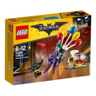 LEGO LEGO Batman Movie The Joker Ballonvlucht