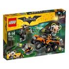 LEGO Batman Movie Bane Giftruck Aanval