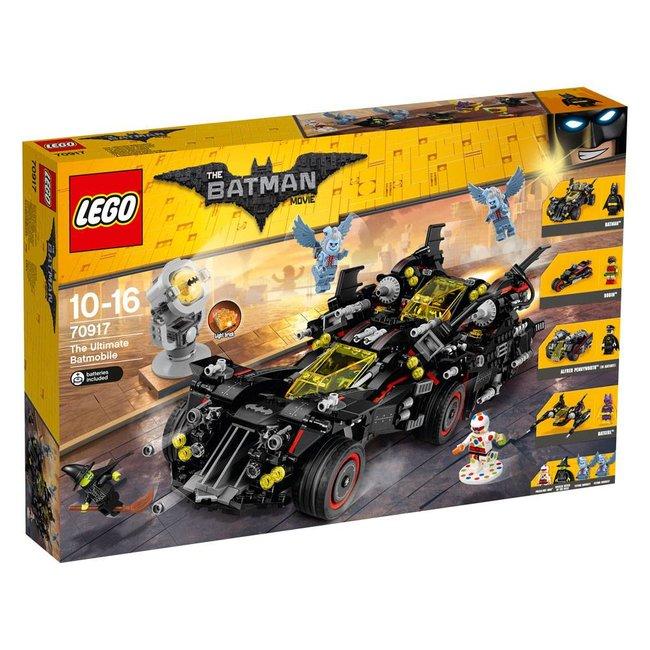 LEGO LEGO Batman Movie De Ultieme Batmobile