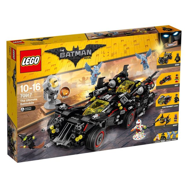 LEGO LEGO Batman Movie The Ultimate Batmobile
