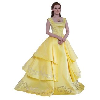 Hot Toys Beauty and the Beast Movie Masterpiece Action Figure 1/6 Belle
