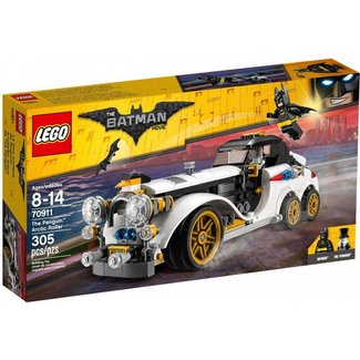 LEGO LEGO Batman Movie The Penguin ijzige limousine
