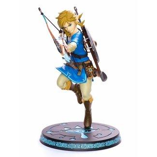 First 4 Figures Zelda: Breath of the Wild - Ein Link 25cm PVC Statue