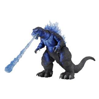 NECA  Godzilla Kopf-Schwanz-Action-Figur Godzilla 2001 (Atomic Explosion) 30 cm