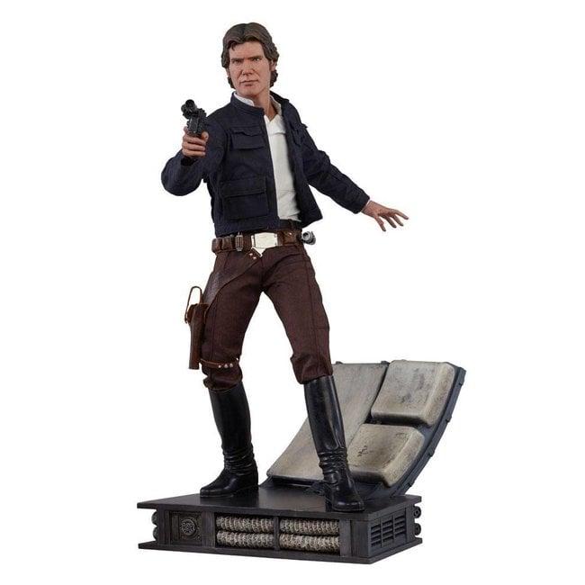 Sideshow Collectibles Star Wars Episode V Premium Format Figure Han Solo 50 cm